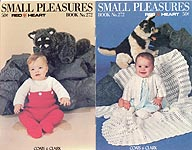 Red Heart Book No. 272: Small Pleasures