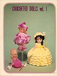 Darice Crocheted Dolls, Vol. 1