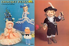 Leisure Time Crochet Festival: A Charming Doll Collection