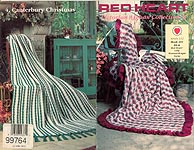 Red Heart Book 369: Victorian Afghan Collection II