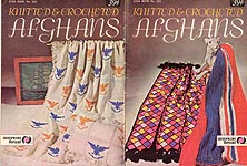 Star Book No. 222: Knitted & Crocheted Afghans