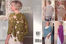 Annie's Attic Exquisite Crochet Shawls