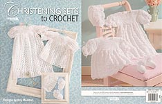 Christening Sets to Crochet
