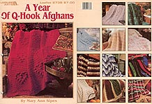 LA A Year of Q-Hook Afghans