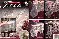 Annie's Attic Keepsake Tablecloths