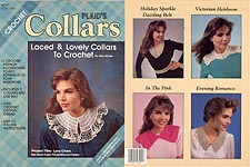 Plaid's Crochet Collars: Laced & Lovely Collars to Crochet