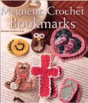 Annie's Attic Magnetic Crochet Bookmarks