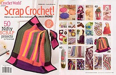 Crochet World Presents Scrap Crochet!
