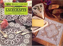 Susan Bates The Super Lacecrafts Collection: Crochet, Tatting,and Knited Lace