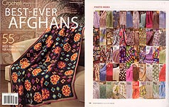 ACrochet! Magazine Presents Best- Ever Afghans