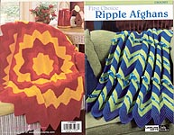 LA Little Books First Choice Ripple Afghans