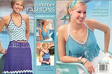 LA Summer Fashions in Thread Crochet