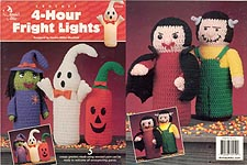 Annie's Attic Crochet 4-Hour Fright Lights