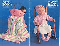 Coats & Clark's Book No. 251: Baby Book