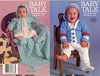 Coats & Clark's Book No. 320: Baby Talk