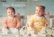 LA Tiny Toppers to Knit and Crochet