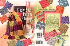 Annie's Attic 101 Crochet Stitch Patterns & Edgings
