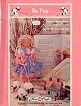 Little Misses Nursery Rhymes: Bo Peep for 13 inch craft dolls