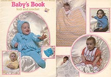 LA Baby's Book Knit and Crochet