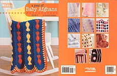 LA A Year of Baby Afghans, Book 5