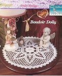 TNS Crochet Collector's Series: Boudoir Doily