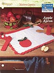 TNS Crochet Collector's Series: Apple Apron