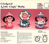 Mangelsen Little Cindy Dolls