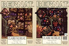 Bernat Claire Murray® Inspired Designs in Crochet Home Decor