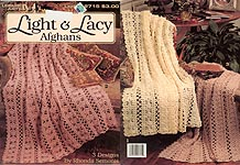 LA Light & Lacy Afghans
