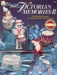 Victorian Memories II thread crochet three dimensional Christmas ornaments