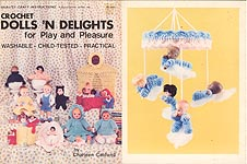 Pat Depke Crochet Dolls ' n Delights for Play and Pleasure