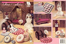Fashion Doll Home Decor Crochet Collectors Guild: The Attic