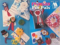 Annie's Attic Crochet Fridgies & Pin Pals