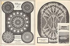 Crochet Designs by Elizabeth Hiddleson, Vol. 11
