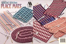 Annie's Attic Crochet Special Stitches Place Mats
