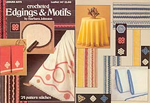 LA Crocheted Edgings & Motifs
