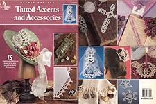 Annie's Attic Needle Tatted Accents and Accessories