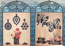 Lily Book No. 74: Wrought Iron Crochet