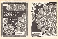 Crochet Designs by Elizabeth Hiddleson, Vol. 19