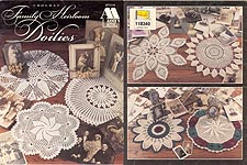 Annie's Attic Family Heirloom Doilies