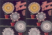 Yesterdazes Flower Doilies and a New Pansy Doily