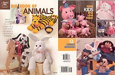Annie's Attic Big Book of Animals