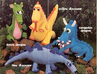 Annie's Attic Dragons & Dinosaurs