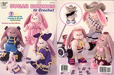 Annie's Attic Sugar Bunnies To Crochet