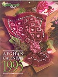 The Needlecraft Shop Afghan Calendar 1995