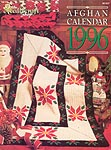 The Needlecraft Shop Afghan Calendar 1996