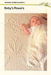 Marshall Cavendish LTD Baby's Flowers Afghan