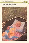 "Marshall Cavendish LTD ""Fun Fur"" Crib Cover"