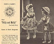 Leaflet No. C-720: Polly and Molly the Dolly Girls