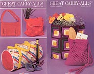 Coats & Clark Book No. 289: Great Carry- Alls